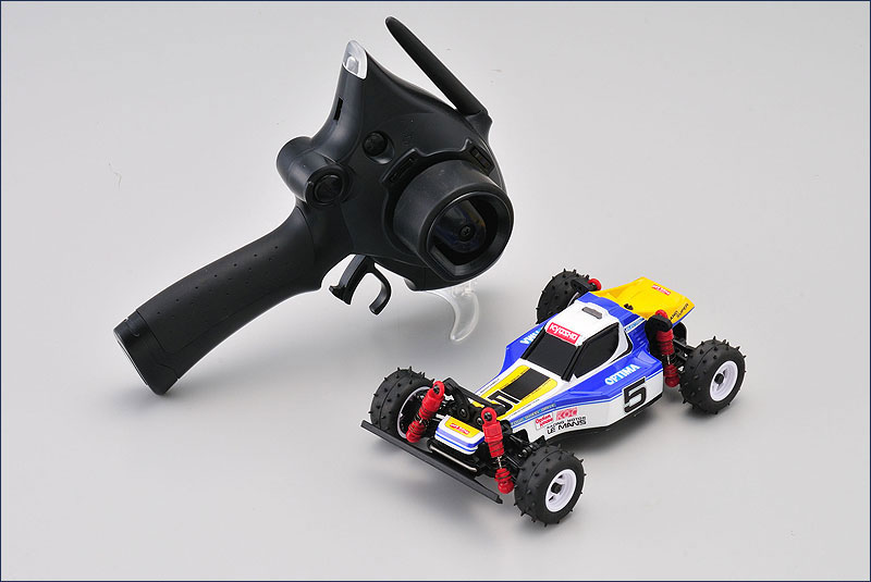 Mini-Z Buggy Optima RTR
