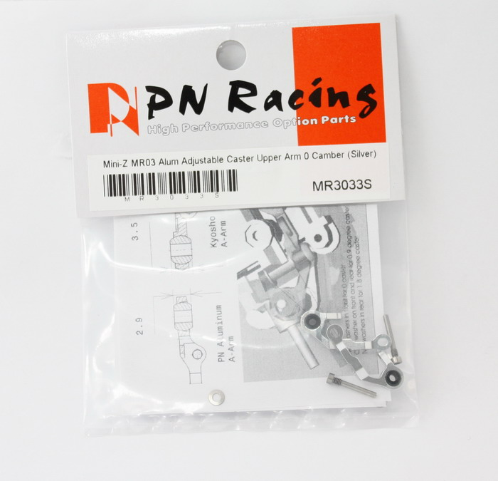 Pieces PN et Atomic MR3033S-1